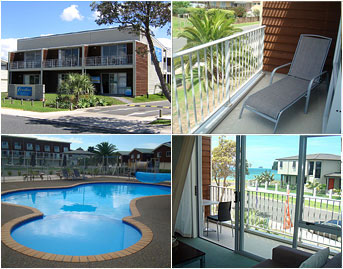 Oceans Resort Motel Apartment Accommodation Whitianga